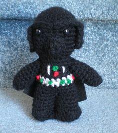 Vader Crocheted