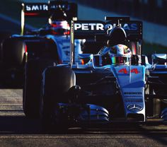 Lewis Hamilton, Nico Hülkenberg | F1 Testing in Barcelona II