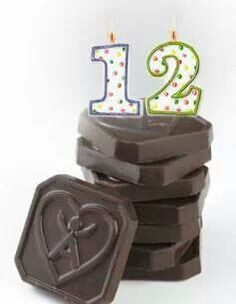 March 23rd, 2014 is the 12th birthday of Isagenix.