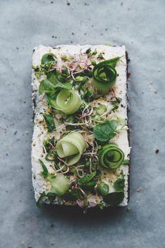 Savory swedish sandwich cake recipe