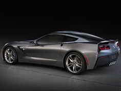 First Corvette Stingray Ad Airs