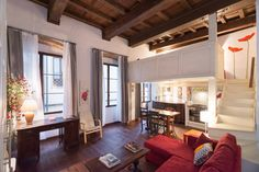 1 bed studio sleeps 4, near Ponte Vecchio