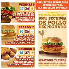 Imagen de muro | http://www.facebook.com/BurgerKingArgentina