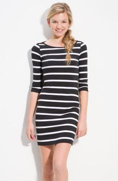 Love stripes!