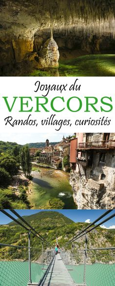 Sublime hikes and secret nuggets: I show you the best of Vercors! France Source by Road Trip France, France Europe, France Travel, Week End France, Places To Travel, Places To Visit, Travel Photography Tumblr, Dubrovnik, Europe Destinations