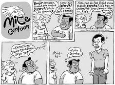 Benny  Mice: Edisi Nostalgia, Kompas 31.10.2010 (Banjir Jakarta) bagus