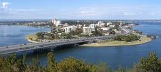 Perth is the fourth most populous city in Australia. It is the capital city of the Australian state of Western Australia. Kings Park Perth, Perth Western Australia, Central Business District, Cheap Hotels, Great Barrier Reef, Capital City, Beautiful Beaches, Great Places, The Good Place