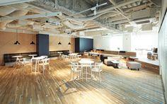 Livesence Inc. workspace / office : design by FLOOAT,Inc. / Photo by Kozo Takayama