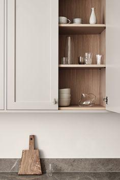 Nordic Kitchen, Scandinavian Kitchen, New Kitchen, Swedish Kitchen, Kitchen Black, Scandinavian Design, Kitchen Ideas, Home Interior, Kitchen Interior