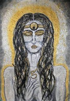 quan yin 4. Canvas Paper, Abstract Expressionism, Custom Framing, Saatchi Art, Mona Lisa, Original Paintings, Fine Art, Artwork, Art Work