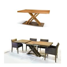 Table Triple MIX design by Klose
