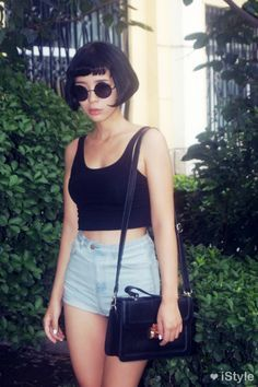 indie hairstyles women - Google Search