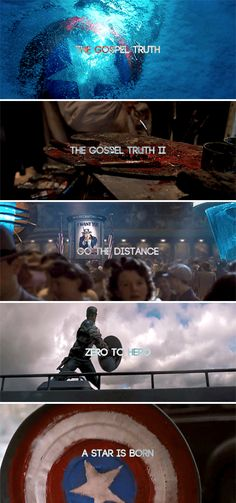 Captain America: The First Avenger + Songs from Hercules #marvel