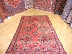 Veg Dye Antique Persian Qashqai Turkeman Kazak 4x7 Rug Ebay