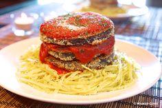 Eggplant Parmesan - Simply Heaven ...and Vegan <3