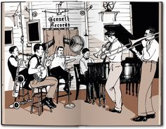 Taschen's Jazz: An Illustrated Portrait of New York in the Roaring Twenties | Brain Pickings