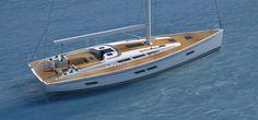 Italia Yachts. ITALIA 15.98  A BLUE WATER YACHT