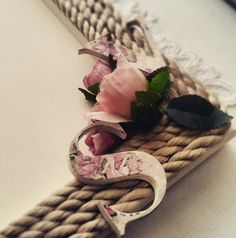 #detail #wooden #letter #handmade #craft #vintage #rose #concept #pink