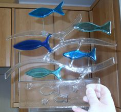 Fused Glass Art | Flickr: Intercambio de fotos