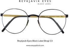 Reykjavik Eyes Black Label Bragi C3