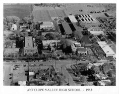 Antelope Valley High School 1955