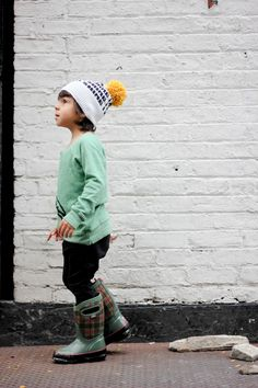 I just adore Kira Kids - their Fall collection is their best yet and Lucas and I can't