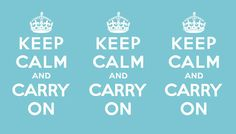 """Origin on """"Keep Calm and Carry On"""""""