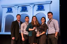 Winners of the 2013 NSF Case Cup Competition: University of Oregon