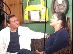 Entrevistando Renata Arruda
