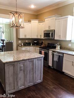 Cabinets Painted In Sherwin Williams Alabaster