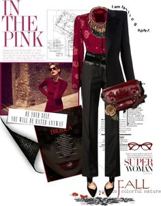 """I am Super Woman!!!"" by spenderellastyle ❤ liked on Polyvore"