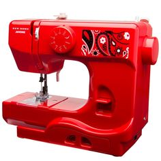 Perfect for the experienced seamstress or sewing enthusiast, the Janome Portable Sewing Machine is the perfect portable sewing solution. This compact machine is designed to handle anything from simple sewing tasks to in depth mending projects. Sewing Basics, Sewing Hacks, Sewing Tutorials, Sewing Crafts, Sewing Tips, Sewing Ideas, Sewing Patterns, Sewing Machines Best, Cheap Toys
