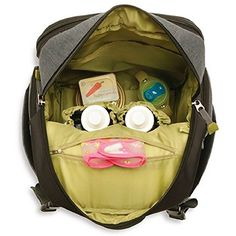 ab16b9e8da Amazon.com   Diaper Bag Eddie Bauer Flannel Backpack   Baby