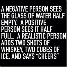 Negative vs. Positive vs. Realist