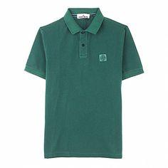 (ストーンアイランド) STONE ISLAND 621522S67 V0050 半袖 ポロシャツ Tシャツ グリーン系 (並行輸入品) RICHJUNE (S) STONE ISLAND(ストーンアイランド) http://www.amazon.co.jp/dp/B01415BAY4/ref=cm_sw_r_pi_dp_t-G3vb1T1VWWP