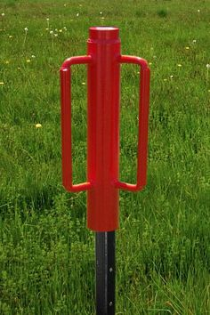 Post driver and post puller make steel fence posts install and remove easy, fast and efficient. Suitable for star-shaped pickets and studded T post and others. Concrete Fence Posts, Steel Fence Posts, Timber Posts, Metal Fence, Wooden Fence, Fence Post Installation, Agricultural Fencing, Building A Fence, Farm Fence