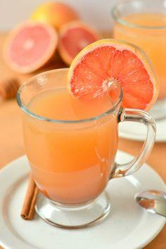 Grapefruit Tea – Home Cough Remedy
