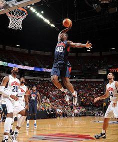 USA Basketball - Summer 2013