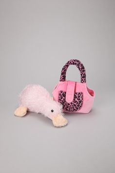 Take a look at this Pink Googles Plush Toy & Carrier by Webkinz on #zulily today!