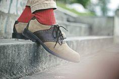 Do you like saddle shoes, @Olga Bondar ? :)