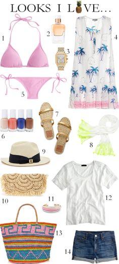 resort fashion for the beach   Beautifully Seaside