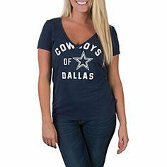 Dallas Cowboys Nike Womens Of The City Tee
