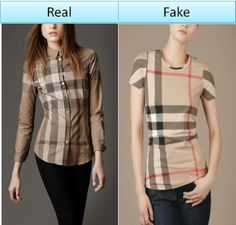 Tips on How to Spot Fake Burberry Shirts