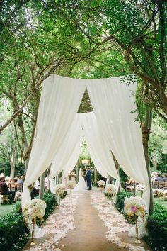 A Stunning Gold and Pink Garden Wedding Even our wildest dreams could not have come up with such a stunning gold and pink garden wedding as Bre and Derek's beautiful day! The post A Stunning Gold and Pink Garden Wedding appeared first on Garden Diy. Wedding Events, Wedding Ceremony, Diy Wedding Tent, Wedding Bride, Destination Wedding, Wedding Planning, Wedding Ideas, Wedding Photos, Wedding Details