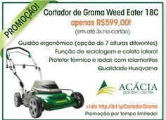 Deixe o gramado do seu jardim mais bonito de forma prática! O cortador de grama elétrico Weed Eater WE18C é indicado para o uso doméstico. Não perca tempo! Aproveite esta promoção! - See more at: http://acaciagardencenter.com.br/blog/#sthash.O34ObXjE.dpuf
