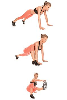 Steal Carmen Electra's butt workout from the May/June issue.