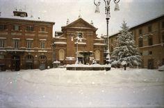 Matelica, 5 Gennaio 1993 -  La grande nevicata (1/5)