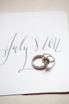 absolutely in love with this ring...though for sure all i wanted was a band but this made my heart light on fire!