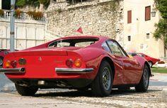 Ferrari Dino 246 Red Back