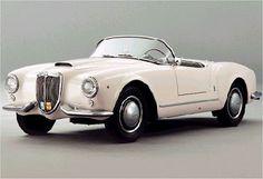 Lancia Aurelia B24 S
